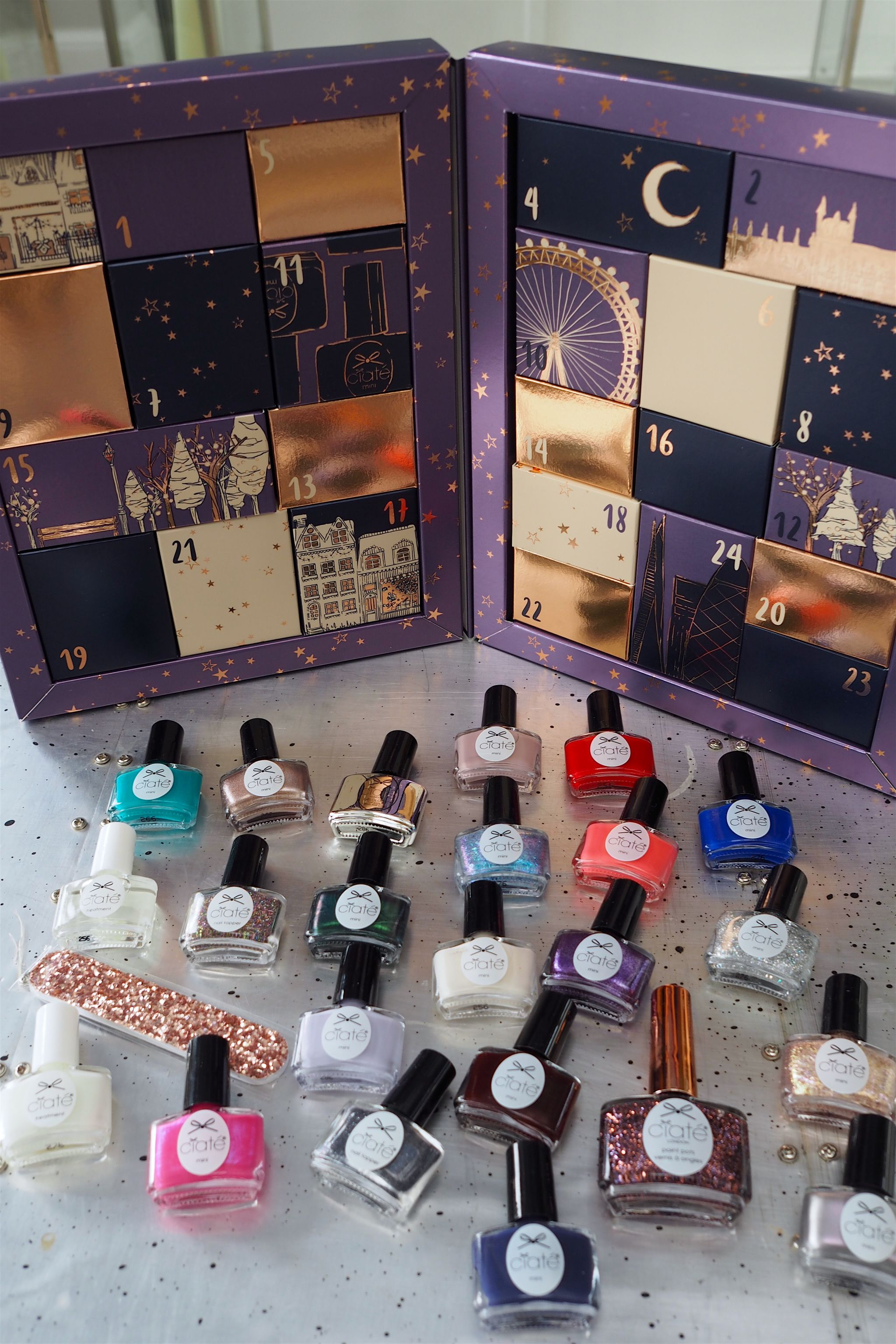 The Best Beauty Advent Calendars 2016 - Fleur De Force