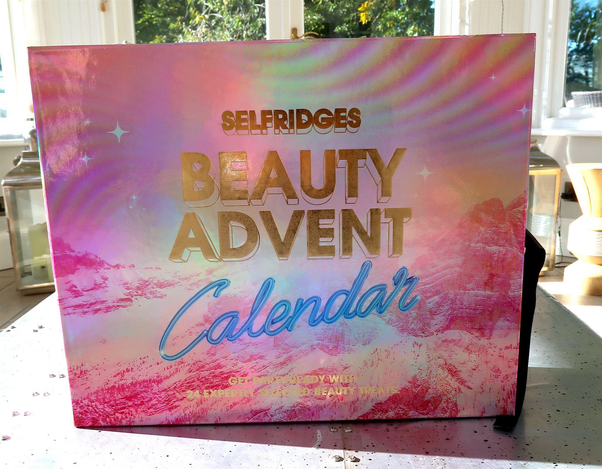 Advent Calendars 2016 : The best beauty advent calendars fleur de force