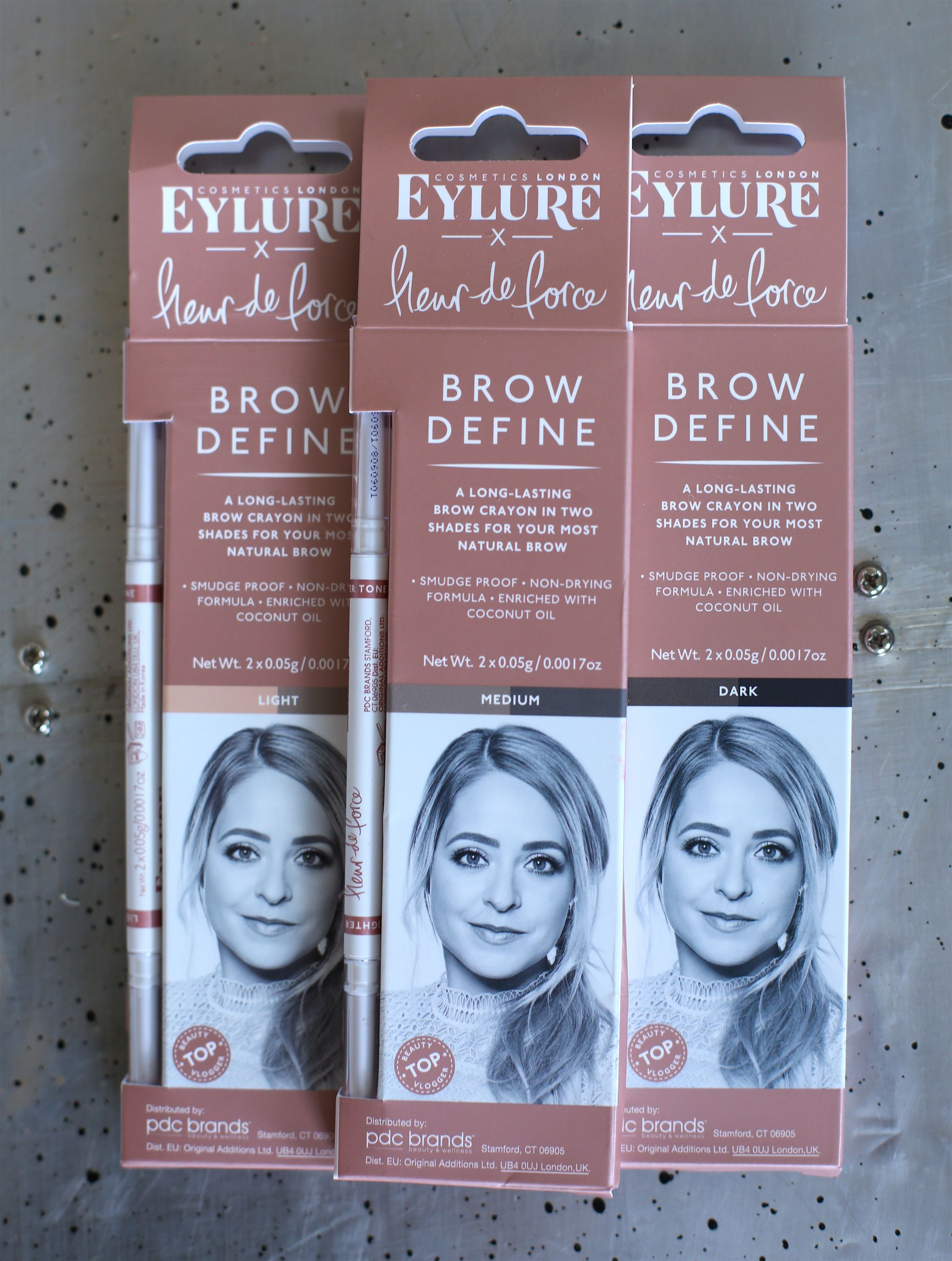 760674dc5eb The new brow define pencils are available from today, priced at £12 each  and exclusive to Boots stores and online HERE.